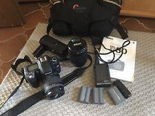 Nikon D80 mit Objektiven und Zubehörpaket