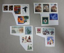 Canada Used Stamps on paper Lot 2