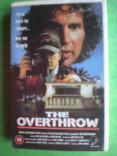 THE OVERTHROW  (VPD)     ORIGINAL BIG BOX  -    RARE AND DELETED