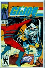 Marvel Comics G.I. JOE #122 The Ninja Wars NM+ 9.6
