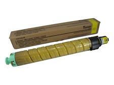Ricoh Aficio MP C2000, C2500, C3000 Yellow Toner Cartridge
