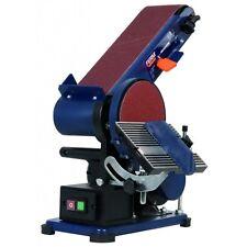 FERM BGM1003 Bench Sander 150mm, 375W, 1400 rpm - Manufacturer Warranty