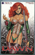 Dawn Lucipher's Halo Issue #1 Joseph Michael Linsner nm/mint 1995 H12