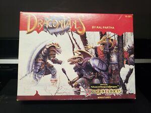 Ral Partha - DragonLance - Draconians - 8 of 10 -501 Set RARE! 1989 NEW USA