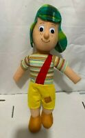 Mexican  Peluche El Chavo  del 8 13 inches  handmade  Plush Doll  mexican toys
