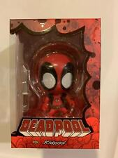 Marvel Cosbaby Deadpool Kidpool Bobble Head Doll PVC Action Figure Model Toy