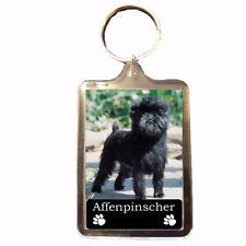 Affenpinscher - Collectable Dog  Keyring (Gift)