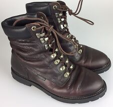Ariat Cobalt Performance Work Ankle Boot Brown Leather Lace Up Men's 9 D 37821