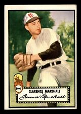 CLARENCE MARSHALL 52 TOPPS 1952 NO 174 VGEX+  20208