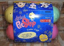Littlest Pet Shop EASTER EGG HUNT PACK 546 547 548 549 550 551 VHTF 2007