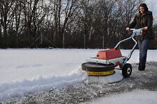Westermann Radialbesen Kehrmaschine Schneeschieber Schneefräse Schnee kehren