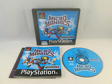 Playstation 1 PS1 PSX - Micro Maniacs