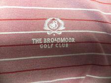 Mint Golf Shirt From, The Broadmoor Golf Club, Colorado Springs, Co. Sz L