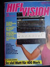 HIFI VISION 3/90  ATL 719 PRO,REVOX EMPORIUM B,TSM ANCONA 2,LQL 200,DUAL CD 1045