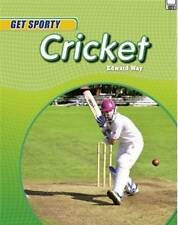 Get Sporty: Cricket-ExLibrary