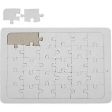 A4 Blank Jigsaw - Create Your Own Jigsaw Puzzle DIY Craft Project Personalise
