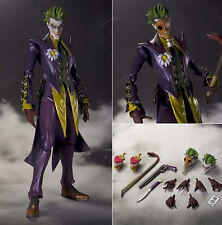 "The Joker Injustice Ver. Dc Comics Batman Shf 6.5"" Figure figuarts Toy Doll Gift"