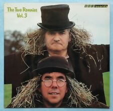 RONNIE BARKER / CORBETT ~ THE TWO RONNIES VOL.3 ~ 1978 UK 13-TRACK MONO VINYL LP