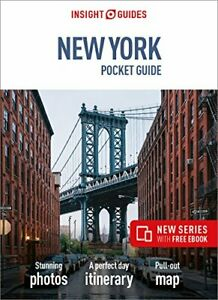 Insight Guides Pocket New York City (Travel Guide with Fre... by Guides, Insight