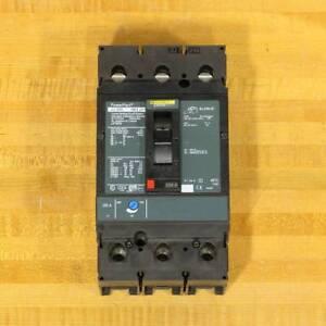 Square D JJP36250 Breaker, 250 Amp, 65 kAIR, NEW!