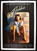 M223 Manifesto 4F Flashdance Beals Nouri Ramone Adrian Lyne Hedl