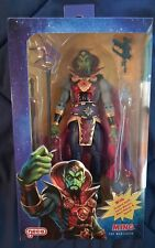 NECA Defenders Of The Earth - MING THE MERCILESS - Action Figure - Rare New!!
