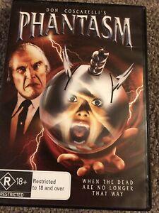 Phantasm DVD Region 4 (Rare)