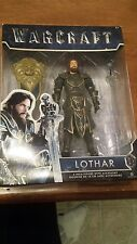 Lothar Toy Figure by Jakks Pacific - Warcraft Movie - Some Wear