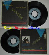 LP 45 7'' WANG CHUNG Fire in the twilight Reggae 1985 germany A&M cd mc dvd (*)