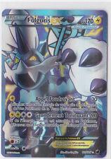 Fulguris Ex - N&B:Glaciation Plasma - 110/116-Carte Pokemon Neuve Française