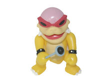 Super Mario Brothers Roy Bowser Koopa Action Figure Plastic Toy 10CM