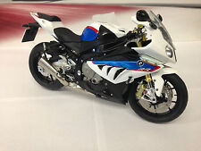 Genuine BMW Diecast 1/10 S 1000 RR (K46) Motorcycle Racing Liverly