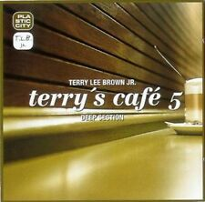 Terry's Cafe 5 = terry Lee Brown Jr = plastic city = Deep House tech house!!!