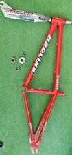 96-97 Redline Expert Alloy Aluminum Bmx Bike Frame/Fork gt dyno haro mongoose