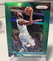 KEMBA WALKER 2018-19 Panini Prizm GREEN Refractot SP Hornets Boston Celtics