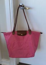 Longchamp Le Pliage Large Tote Bag Pink