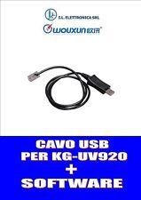 CAVO DI PROGRAMMAZIONE USB PER WOUXUN KG-UV920/950  23055