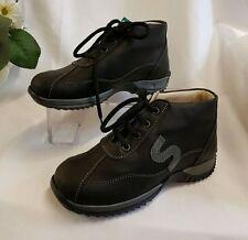 Chaussures en cuir pour garçon de 2 à 16 ans pointure 29