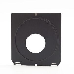 Luland Linhof 4*5in  Lens Board 99*96mm compur copal #0 Eccentric hole  NEW