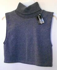 New!! Outbrook. Gray sleeveless short short top size L
