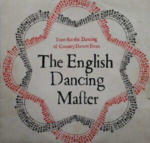 The Ranchers-The English Dancing Master Vinyl LP.1980 EFDSS PLA 3.The Boatman+