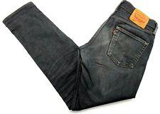 Levis Gray 511 Slim Fit Jeans W31 L32
