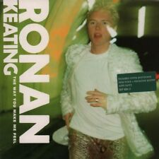 Ronan Keating(CD Single)The Way You Make Me Feel-Polydor-587886-2-New