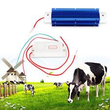 10g/H Water Disinfection Ozone Generator Quartz Tube Air Purifier Pump Portable