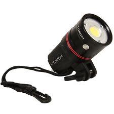 iDas i-Torch Venom C92 underwater Dive Torch Photo Video Light 4000 Lumens