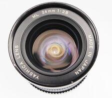 Yashica ML 24mm f2.8    # A1502976