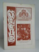 Magazin Magischer Zirkel Von Deutschland V. D. Marz 1951