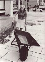 Wencke Myhre - Vintage Press Photo Photo Norbert Unfried (U-204