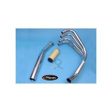 Scarico completo exhaust system racing Kawasaki Z 1000 70 80 marving