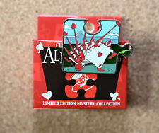 ACE OF HEARTS Disney Pin 114003 Alice In Wonderland Character Mystery Puzzle LE